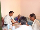Free Medical Checkup Camp - Nittur - 7-02-2014